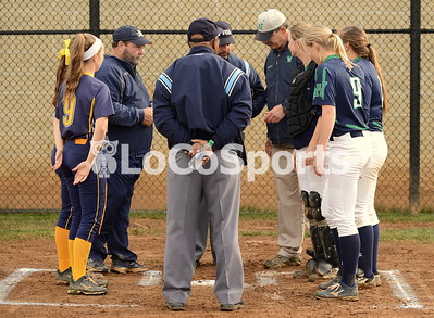 Softball:  Woodgrove 9, Loudoun County 3 by Becky Alexander on May 5, 2016