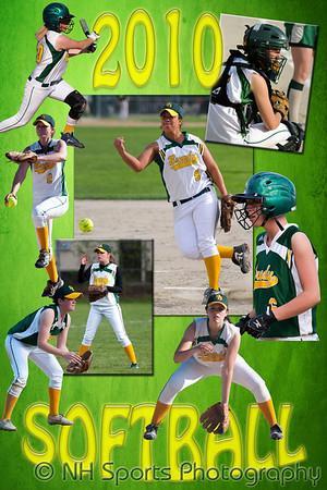 Brady Softball Poster