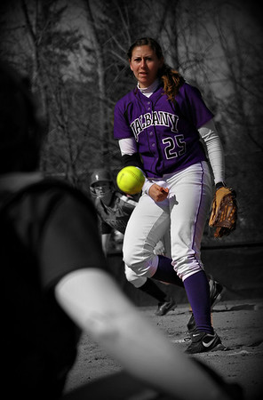 U. of Albany Softball 2012