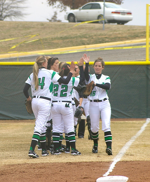 UAM @ Russellville Game 1 vs Bearcats