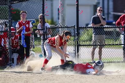Thompson Middle School vs RIverside Softball 5.18.17