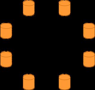 Masterless Cluster