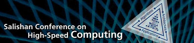 Salishan Conference on High-Speed Computing