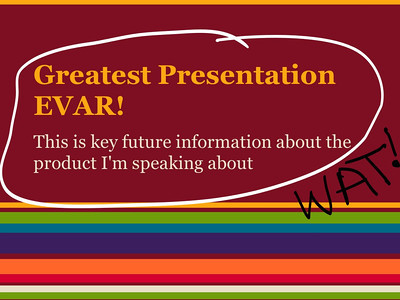Shit Presentations