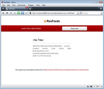 Opera Capturing ADO.NET Data Services Results.