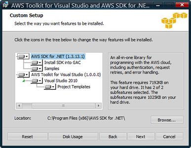 004 - Installing AWS Toolkit