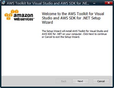 001 - Installing AWS Toolkit