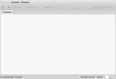 Shutter on Ubuntu