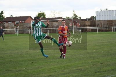 28/8/10 Stewart + Lloyds Corby (A) FA Cup