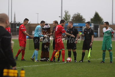 19/10/13 Grantham Town (A) FA Trophy