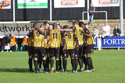 12/10/14 Cray Wanderers (A)