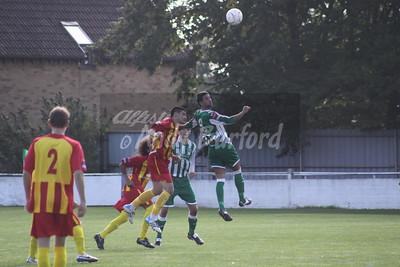 27/9/14 Tilbury FC (H)