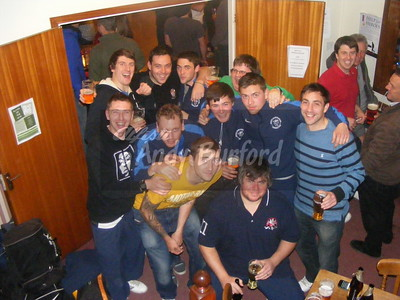 Reserves Promoted 2011-12