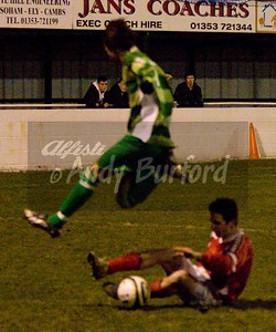 4/3/10 Ely City (H) Munns Cup S/F