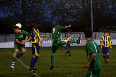 11/4/12 Newmarket Town (H)