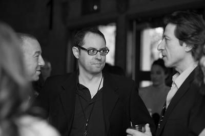IMG_8081 David Stott SoHo Int'l Film Festival B&W