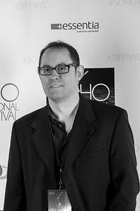IMG_8308 David Stott SoHo Int'l Film Festival B&W