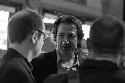 IMG_8076 David Stott SoHo Int'l Film Festival B&W