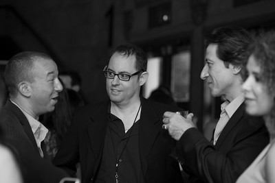 IMG_8080 David Stott SoHo Int'l Film Festival B&W