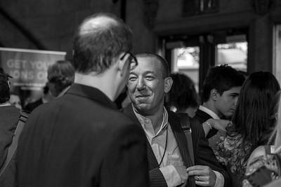 IMG_7933 David Stott SoHo Int'l Film Festival B&W