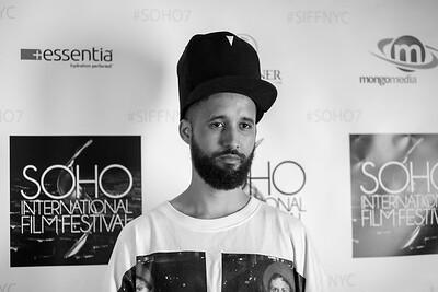 IMG_7429 SoHo Int'l Film Festival B&W