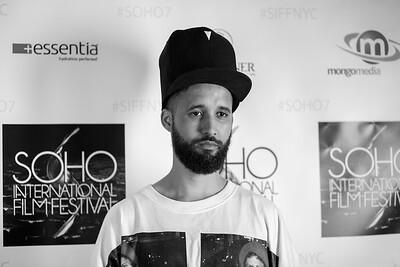 IMG_7430 SoHo Int'l Film Festival B&W