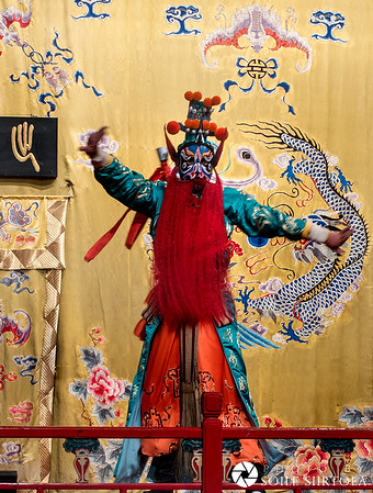 Pekingopera light @ Huguang Guild Hall
