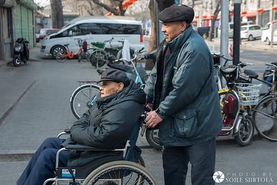 10 Mars - Houhai & Jingshan park