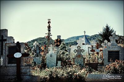 Cisnadie cemetery