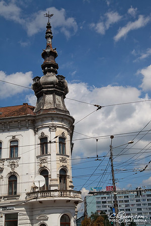 The Romanian Tour 2011: Cluj, Transylvania