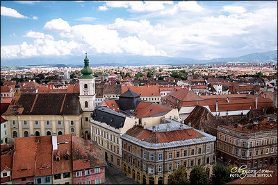 The Romanian Tour 2011: Sibiu, Transylvania