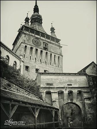 The Romanian Tour 2011: Sighisoara, Transylvania