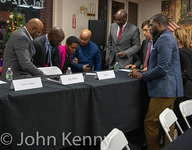 Sojourner Truth/Black & Latino LGBTQ Coalition 12/17/18