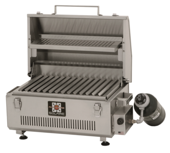 IR17BWR Anywhere with Warming Rack