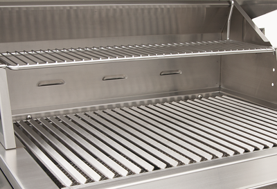 Stainless Steel V-Grates and Warming rack