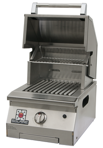 "15"" Solaire Accent Infrared Tabletop Grill, SOL-IRBQ-15GIR"