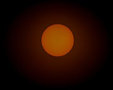 Sun Spots