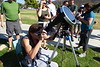 Solar Eclipse viewing - 20 x magnification