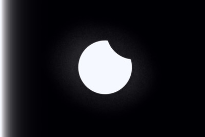 Solar Eclipse at the Edge 2