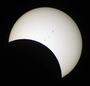 Solar Eclipse, August 21st, 2017