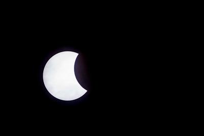Solar Eclipse  Aug. 21, 2017