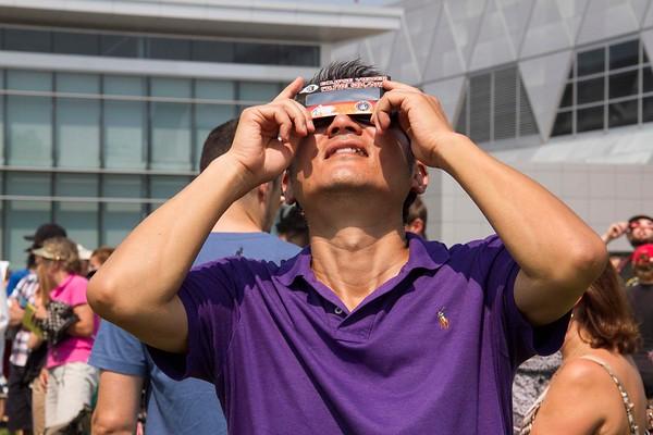 Solar Eclipse Ottawa 2017