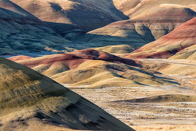 Layers, Painted Hills