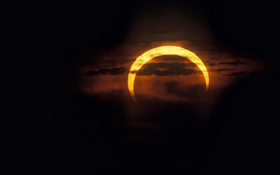 1992: San Diego annular eclipse