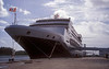 The Veendam at Ft Lauderdale