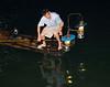 Comorant fishing