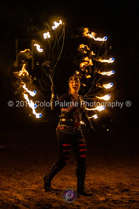 Solar Rain Fire Show TRF 44th ann. Heroes and Villains WKND