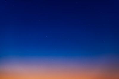 Comet SWAN C/2020 F8 in Dawn Twilight (May 15)