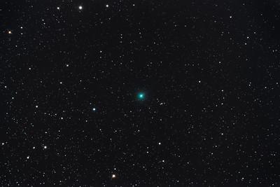 Comet ATLAS C/2019 Y4 on March 26, 2020