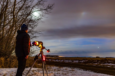 Shooting the Great Conjunction (Dec 19, 2020)